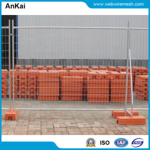 Hot Dipped Galvanized Temporary Mesh Fencing pictures & photos