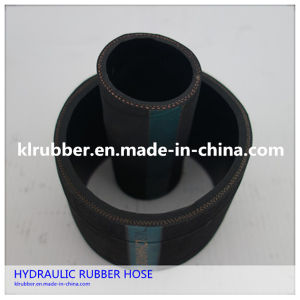 R1at/1sn Steel Wire Braided Hydraulic Rubber Hose pictures & photos