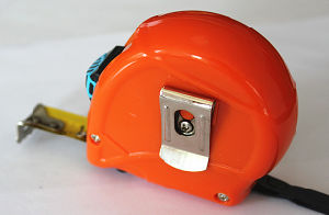 Measuring Tapes (SM-206) Double Stop Button pictures & photos