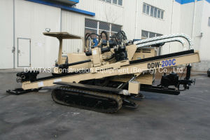Hot Sale Horizontal Directional Drilling Rig (DDW-200) , Trenchless pictures & photos