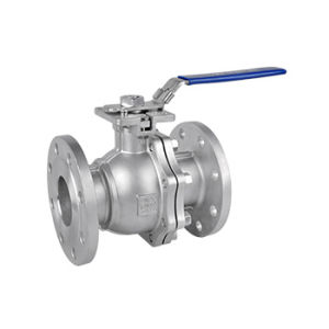 Manual Stainless Steel Flange Ball Valve (Q41F) pictures & photos