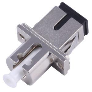 LC Hybrid Fiber Optic Adaptor pictures & photos