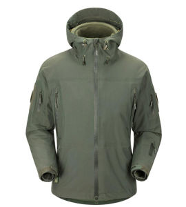 Military and Army Waterproof and Breathalbe Lamilated Jacket pictures & photos
