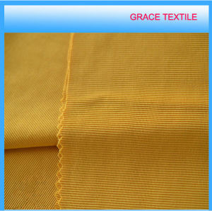 100% Polyester Knitting 1X1 Rib Fabric, Cuff Fabric, Jersey Fabric. pictures & photos