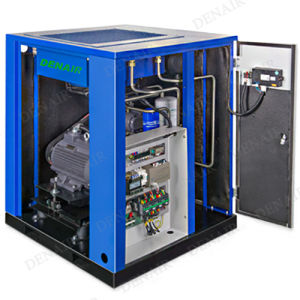 The Latest Technology Silent Direct Driven Screw Compressor (ISO&CE) pictures & photos