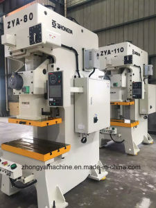 Sheet Metal Forming Punching Power Press Machine Zya-80ton pictures & photos
