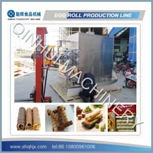 Egg Roll Machine pictures & photos