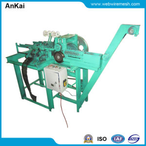 Double Loop Tie Wire Making Machine pictures & photos
