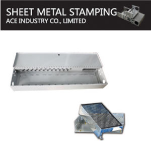 Metal Fabrication Fan Parts Stamping Part pictures & photos