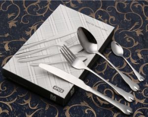 Four-Piece Suit Dinner-Knife Stainless Steel Cutlery Set (B23) pictures & photos