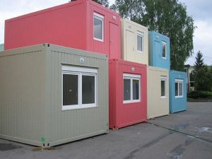 Manufactured Homes for Mining Camp/Workers′accommodation/Hotel/Office (SH101) pictures & photos