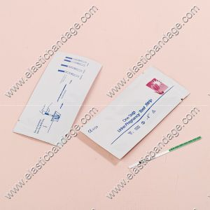 One Step Pregnancy Test Strip pictures & photos