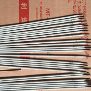 Low Carbon Steel Welding Electrode E7018 pictures & photos
