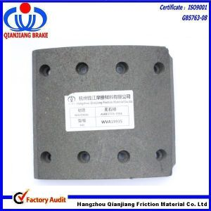 Truck Brake Parts for Heuliez, Renault Brake Lining