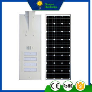80W All in One LED Panel Street Solarlight pictures & photos