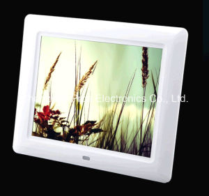 Promotion Gift 8 Inch LCD Digital Picture Frame, Mini Digital Photo Frame