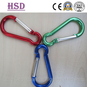 Marine Hardware Zinc Plated DIN5299c Snap Hook for Rigging Accessories pictures & photos
