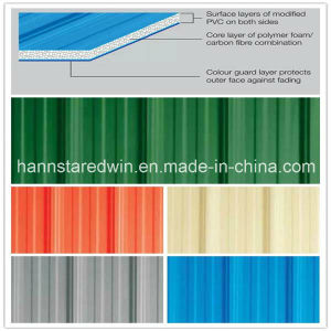 Trapezoid Corrugated Roof Tile pictures & photos