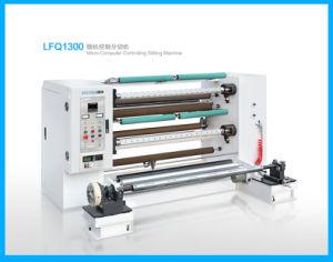 BOPP Plastic Film Slitter and Rewinding Machine (LFQ1300) pictures & photos