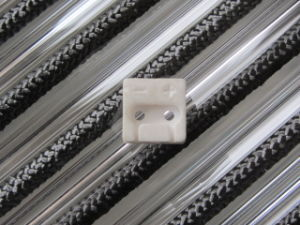 Carbon Fiber Twin Tube Halogen Infrared Lamp pictures & photos