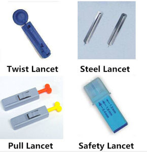 Sterile Lancet for Single Use/Lancing Device/ pictures & photos