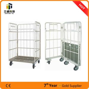 Folding Warehouse Trolley pictures & photos