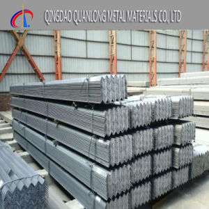 Standard Size Hot DIP Galvanized Angle Iron Stee Bar pictures & photos