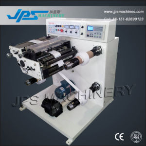 Jps-420fq Self-Adhesive Blank Label Slitter with Constant Tension Control pictures & photos