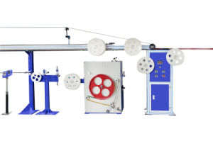 Optical Cable Machine-FTTH Drop Cable Production Line pictures & photos