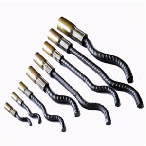 Precast Rebar Socket/ Lifting Anchor with Wavy Tail Shaped (construction hardware) pictures & photos