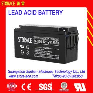 12V 150ah VRLA Battery / Lead Acid Battery (SR150-12) pictures & photos