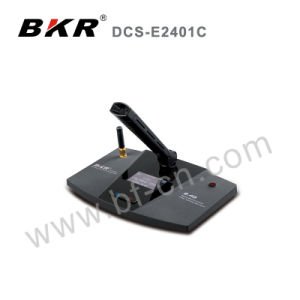 Dcs-E2401c/D Digital 2.4G Wireless Meeting System pictures & photos