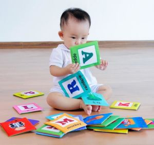 Fashion Colorful Washable Baby Cloth Books pictures & photos