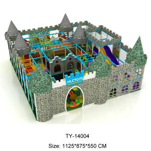 Cheap Castle Theme Indoor Playground (TY-14004) pictures & photos