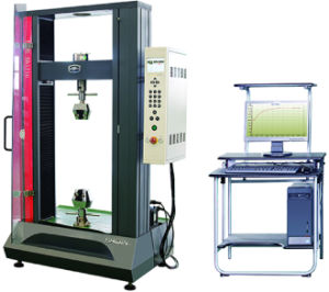 Electronic Universal Testing Machine WDW-T100 pictures & photos