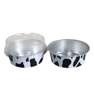 Easy Open Ends Aluminium Foil Container for Food Factory pictures & photos