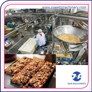 Muesli Bar Production Line Muesli Bar Making Machine pictures & photos