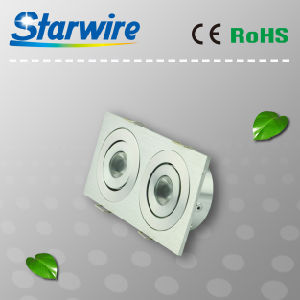 Dlb02-C3X High Power 6W LED Cabinet Downlight pictures & photos