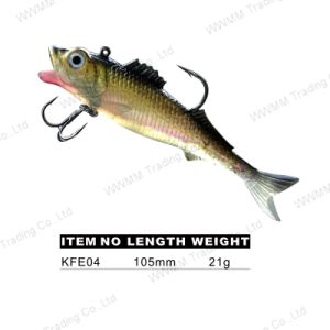 Dead Structure Fishing Lure (KFE04) pictures & photos
