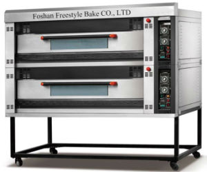 Luxurious Electric Deck Oven (FB-ALB-04D) pictures & photos