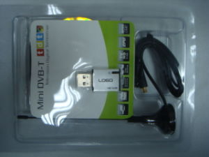 USB DVB-T Dongle Receiver (DTR8101B) pictures & photos