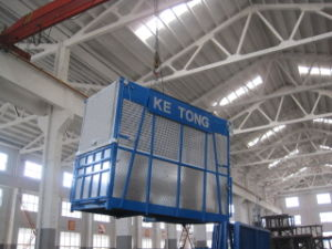 18.5KW Hoist Motor Elevator SC320TD pictures & photos
