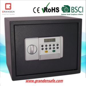 Electronic Digital Safe with LCD Display (G-30ELB) Solid Steel pictures & photos
