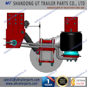13 Tons Air Suspension for 127mm and 146mm Round Axle Beam pictures & photos