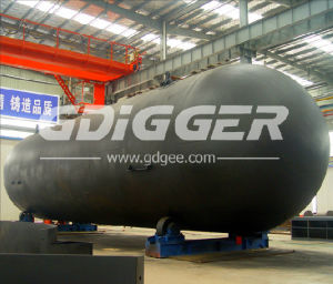 Storage Tank for LPG Pressure Vessel Tank pictures & photos