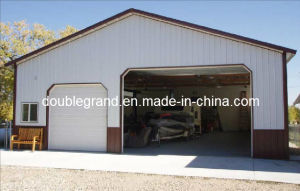Prefab Steel Structure Barn Garage Building (DG6-014) pictures & photos