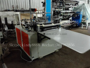 Bottom Sealing and Cutting Bag Making Machine pictures & photos