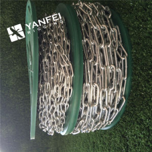 Alloy Steel Short & Medium & Long Link Chain pictures & photos