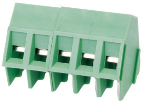 High Quality Rising Clamp Terminal Block (WJ103) pictures & photos