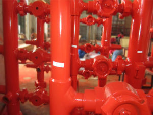 Oilwell Cementing Head pictures & photos